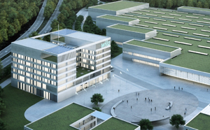 Wilo Campus Dortmund: Office