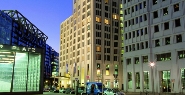 The Ritz-Carlton Hotel am Potsdamer Platz, Berlin
