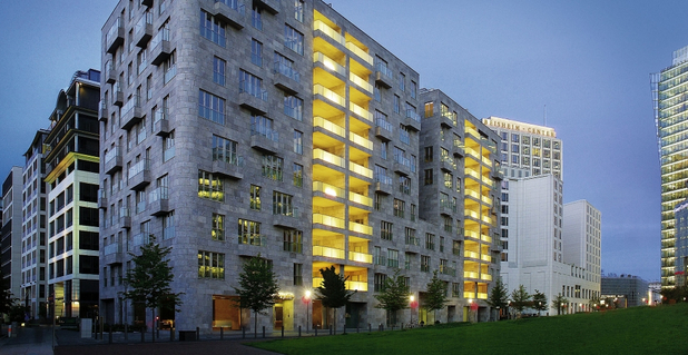 Parkside Apartments, Berlin